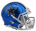 Dallas Cowbows Riddell Blaze Alternate Speed Mini Helmet