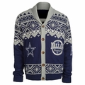 Dallas Cowboys 2015 NFL Ugly Sweater Cardigan