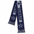 Dallas Cowboys 2016 NFL Big Logo Scarf By Forever Collectibles