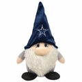"""Dallas Cowboys NFL 11"""" Plush Gnomie By Forever Collectibles"""
