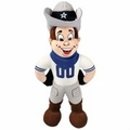 "Dallas Cowboys NFL 8"" Plush Team Mascot"