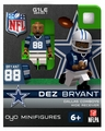 Dallas Cowboys OYO Minifigures