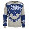 Dallas Cowboys Retro Cotton Sweater by Klew