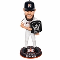 Dallas Keuchel (Houston Astros) 2015 MLB Awards (A.L. Cy Young) Trophy Bobble Head Forever Collectibles