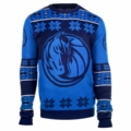 Dallas Mavericks Big Logo NBA Ugly Sweater