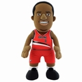 "Damian Lillard (Portland Trail Blazers) (Red Jersey) 10"" Player Plush NBA Bleacher Creatures"