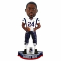 Darrelle Revis (New England Patriots) Super Bowl XLIX Champ NFL Bobble Head Forever Collectibles