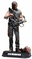 """Daryl Dixon (The Walking Dead TV) 7"""" Figure McFarlane Collector Edition Color Tops Series - Red"""