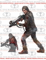 Daryl Dixon (The Walking Dead TV Series) 10 Inch Deluxe Figure (Bloody Version) McFarlane