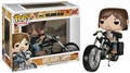 Daryl Dixon with Chopper Walking Dead Funko POP! Rides