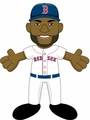 "David Ortiz (Boston Red Sox) 10"" MLB Player Plush Bleacher Creatures"
