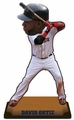 "David Ortiz (Boston Red Sox) 2015 MLB Real Jersey 10"" Bobble Heads Forever Collectibles"