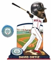 David Ortiz (Boston Red Sox) 2015 MLB Stadium Dirt Bobble Heads Forever Collectibles