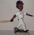 David Ortiz (Boston Red Sox) 2015 Springy Logo Action Bobble Head Forever Collectibles