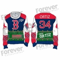 David Ortiz (Boston Red Sox) MLB Ugly Player Sweater
