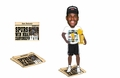 David Robinson (San Antonio Spurs) Champ T-Shirt/Hat Trophy Newspaper Base NBA Legends Bobble Head