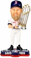 David Ross (Boston Red Sox) 2013 World Series Champ Trophy Bobble Head Forever