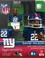 David Wilson (New York Giants) NFL OYO G2 Sportstoys Minifigures