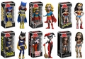 "DC Rock Candy 5"" Vinyl Figures Complete Set (6) by Funko"