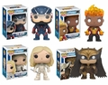 DC's Legends of Tomorrow Funko Pop! Complete Set (4)