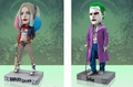 DC's Suicide Squad Head Knockers by NECA Complete Set (2)