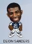 "Deion Sanders (Dallas Cowboys) NFL 5"" Flathlete Figurine"