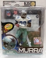DeMarco Murray (Dallas Cowboys) NFL Series 31 McFarlane AFA GRADED U9.25