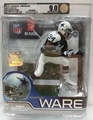 DeMarcus Ware (Dallas Cowboys) NFL 30 Exclusive (Up-Scaled) AFA Graded 9.0 McFarlane