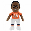 "Demaryius Thomas (Denver Broncos) 10"" NFL Player Plush Bleacher Creatures"