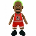 "Dennis Rodman (Chicago Bulls) 10"" NBA Player Plush Bleacher Creatures"