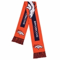 Denver Broncos 2016 NFL Big Logo Scarf By Forever Collectibles