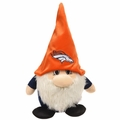 """Denver Broncos NFL 11"""" Plush Gnomie By Forever Collectibles"""