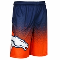 Denver Broncos NFL 2016 Gradient Polyester Shorts By Forever Collectibles