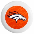 Denver Broncos NFL High End Flying Discs By Forever Collectibles