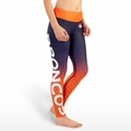 Denver Broncos (Gradient Print) NFL Leggings