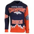 Denver Broncos NFL Super Bowl Commemorative Hoody