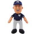 "Derek Jeter (New York Yankees-BP Jersey) Commemorative Retirement Edition 10"" Player Plush Bleacher Creatures"