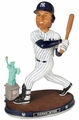 Derek Jeter (New York Yankees) Forever Collectibles MLB City Collection Bobblehead
