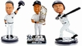 Derek Jeter (New York Yankees) MLB Commemorative Retirement Bobble Heads Set (3) Forever Collectibles