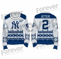 Derek Jeter (New York Yankees) MLB Ugly Player Sweater