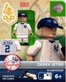 Derek Jeter (New York Yankees) OYO Sportstoys Minifigures G3LE