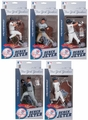 Derek Jeter (New York Yankees) World Series Commemorative MLB Set (5) McFarlane #/3000
