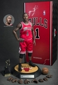 "Derrick Rose (Chicago Bulls) 1/6th Scale 12"" Action Figure Enterbay"