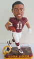 Desean Jackson (Washington Redskins) Forever Collectibles 2014 NFL Springy Logo Base Bobblehead