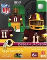 DeSean Jackson (Washington Redskins) NFL OYO G2 Sportstoys Minifigures