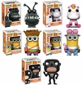Despicable Me 3 Compete Set (5) Funko Pop!