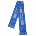Detroit Lions 2016 NFL Big Logo Scarf By Forever Collectibles