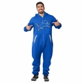 Detroit Lions Adult One-Piece NFL Klew Suit