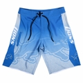 Detroit Lions Gradient NFL Board Shorts