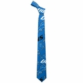 Detroit Lions NFL Ugly Tie Repeat Logo by Forever Collectibles
